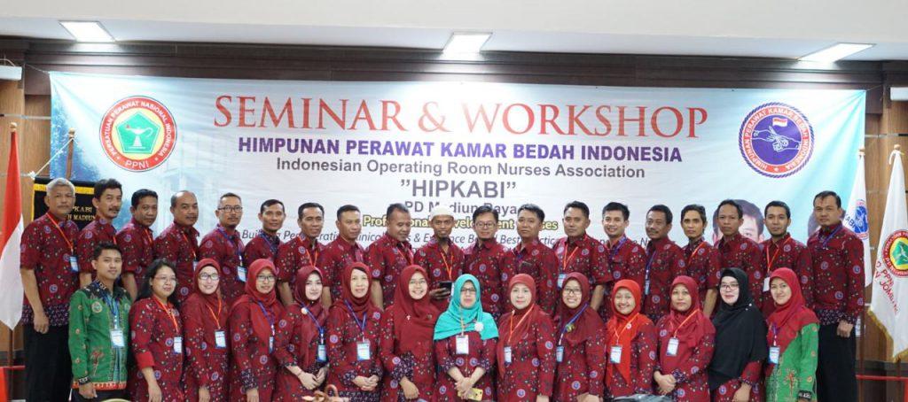 Seminar Dan Workshop  Building Perioperative Clinical Skills & Evidence Based Best Practice of Perioperative Patient Care