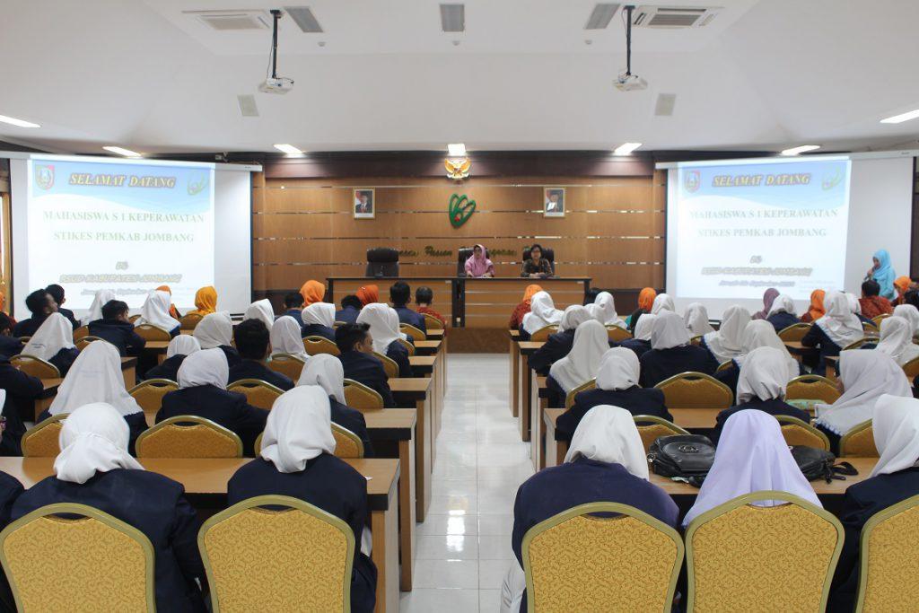 Pembekalan Mahasiswa RSUD Kabupaten Jombang