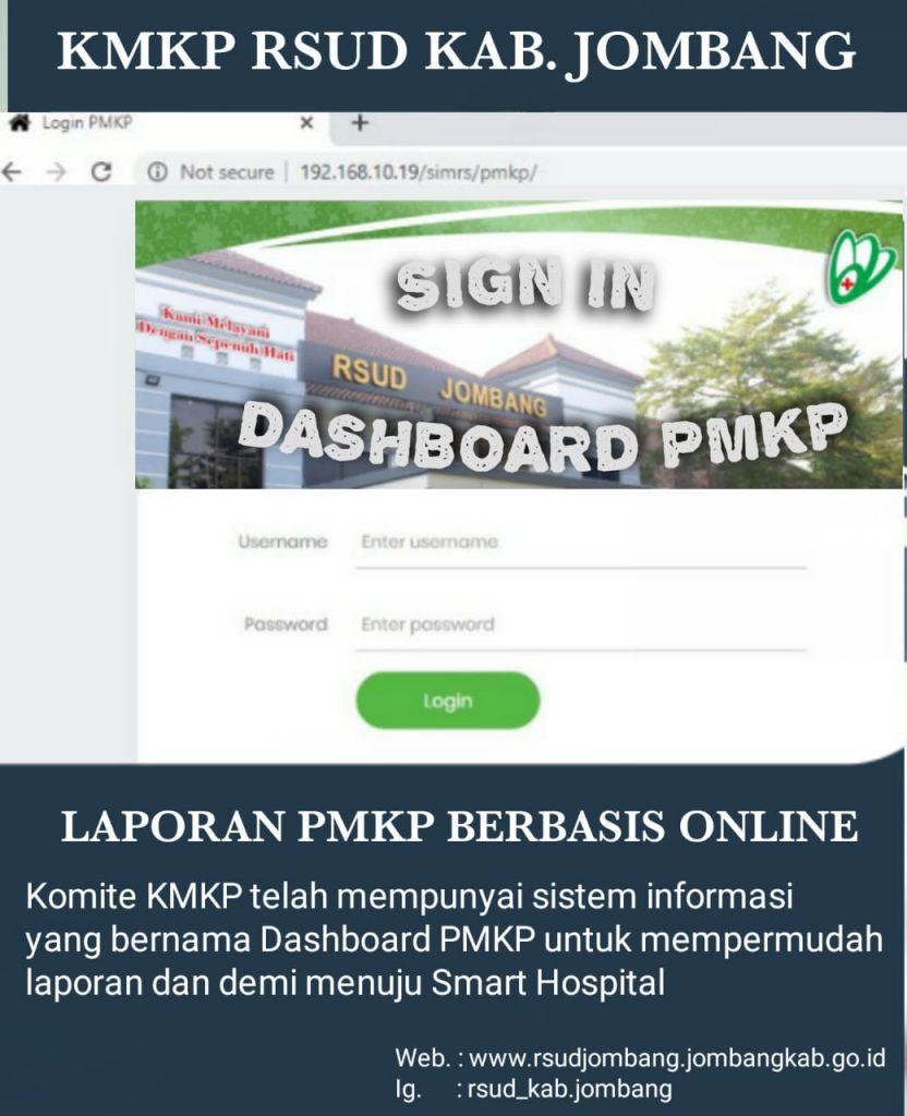 KMKP RSUD Kabupaten Jombang Menuju Smart Hospital